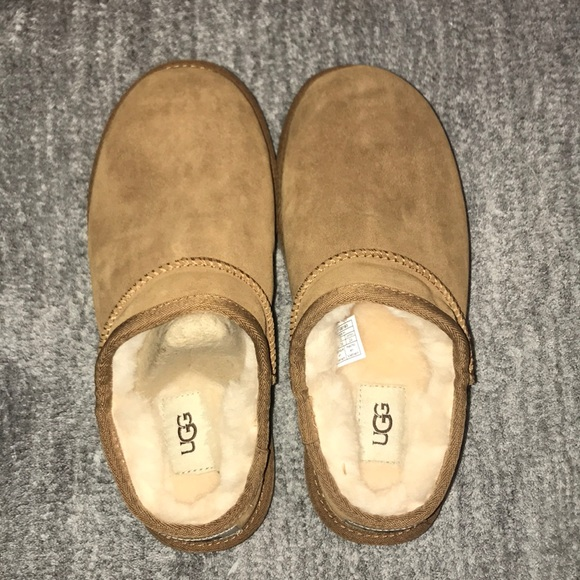 UGG Shoes - New Classic Ugg Slippers- Chesnut